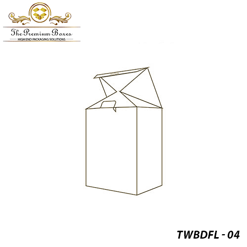Tuck-With-Bellow-Dust-Flap-Lock-Design