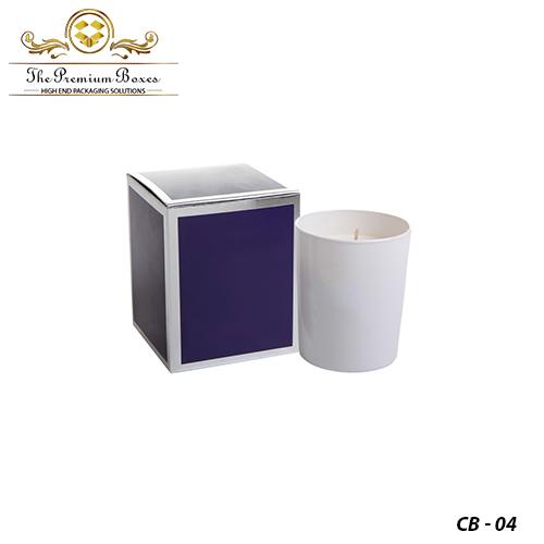 Cardboard-Candle-Box