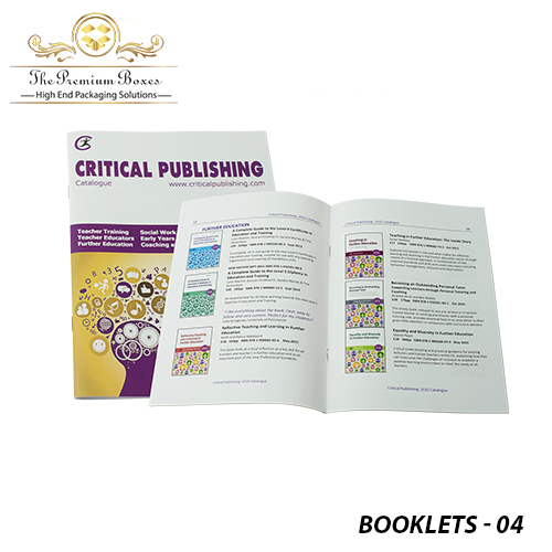Printed-Booklets