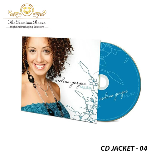 Custom Printed-CD-Jackets
