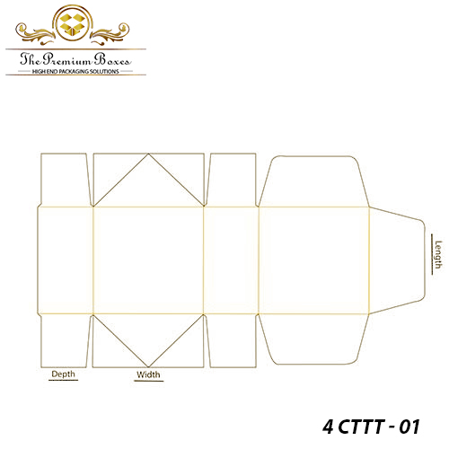 4Corner-Tray-Tuck-Template01