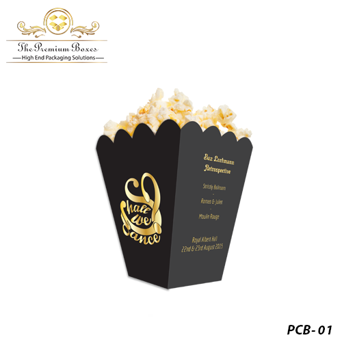 Beautiful-Popcorn Boxes
