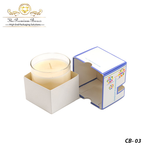 candle boxes design
