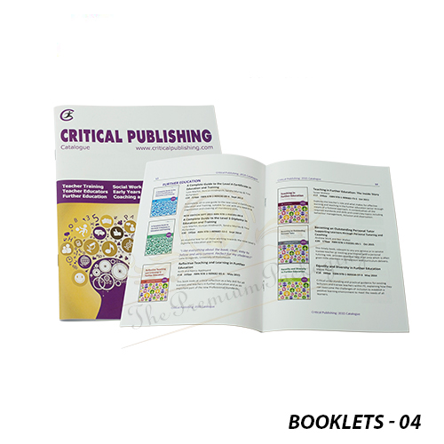 Wholesale-Booklets