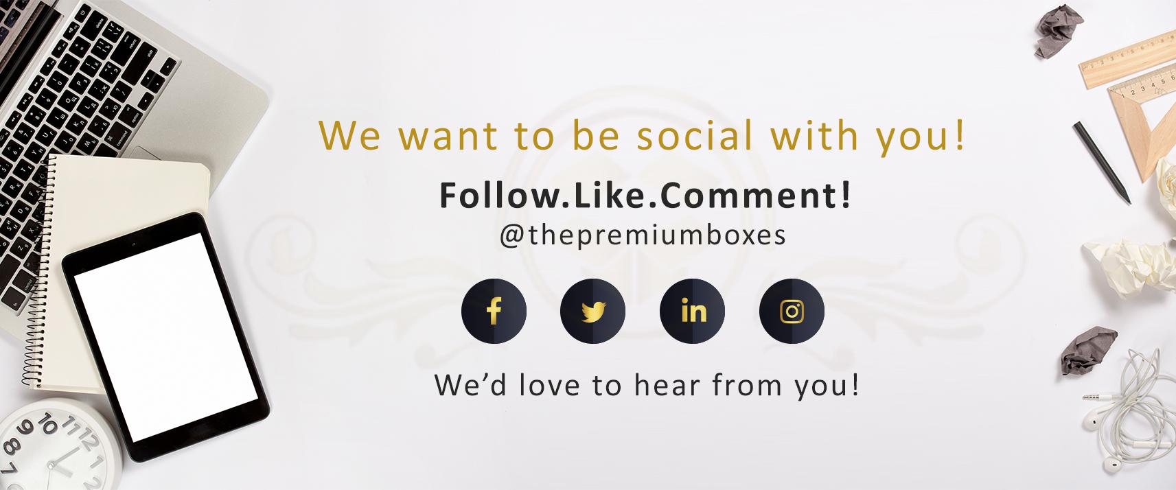 The Premium Boxes Social