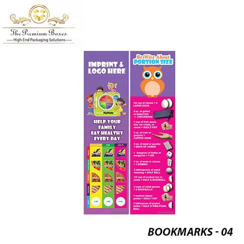 bookmark packaging