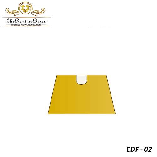 cardboard economy disc folder