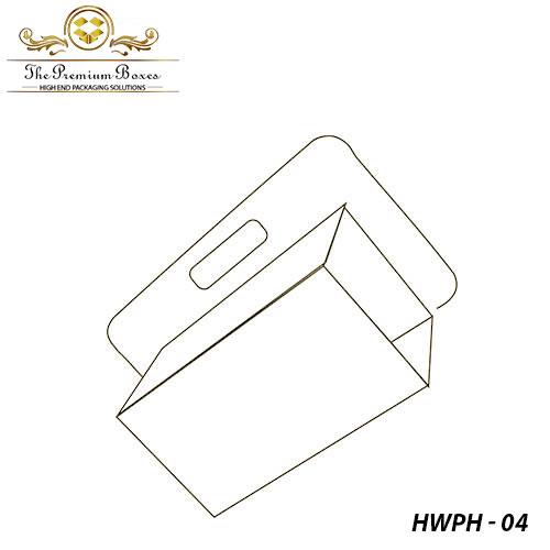 cardboard hanger product stand design