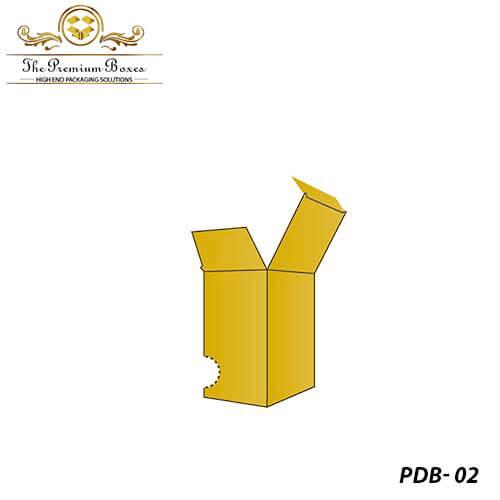 Perforated Dispenser Box