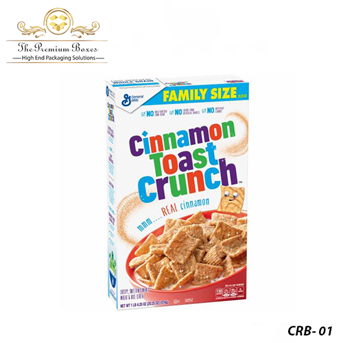 cereal box manufacturers