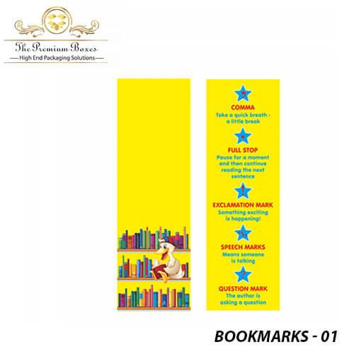 cheap bookmark printing