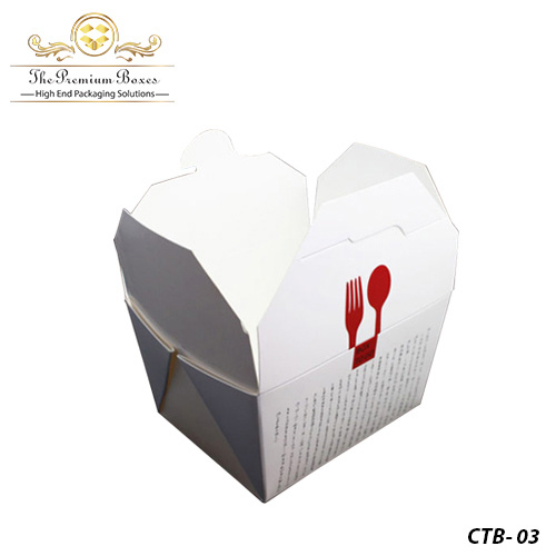 chinese take away boxes