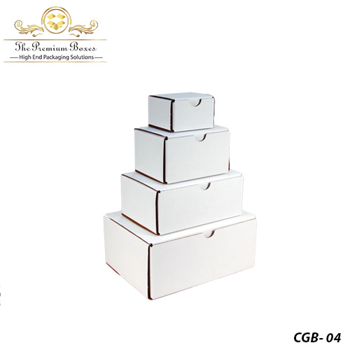 corrugated boxes with handles