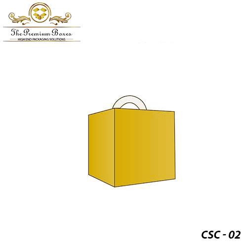 custom cube box carriers