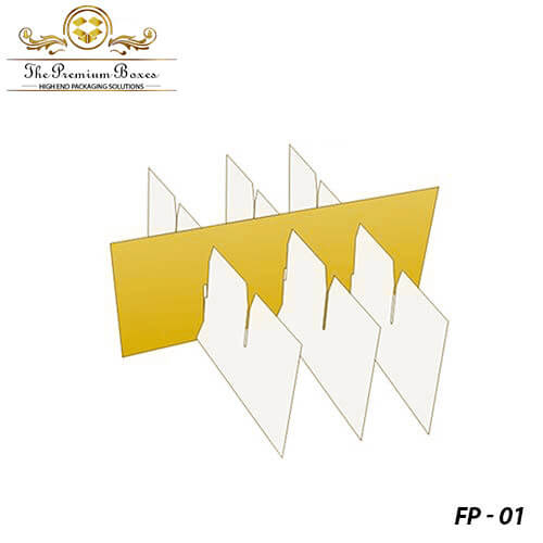 custom fence partitions packaging and printing solutions