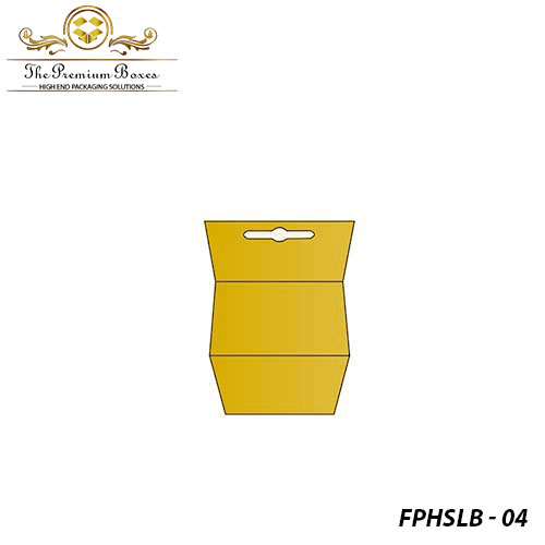custom five panel hanger box design