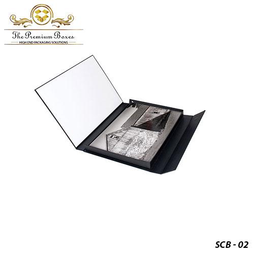 custom slipcase box