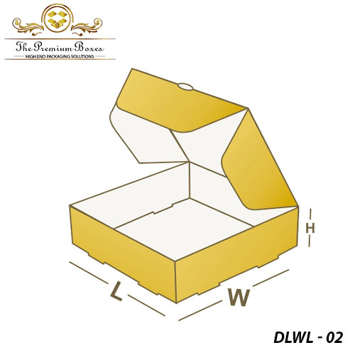 double locked wall lid box design