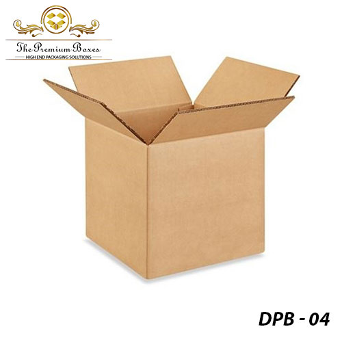 double ply packaging boxes