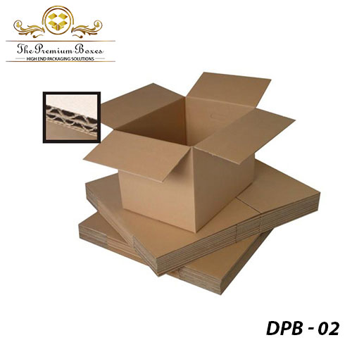 double ply cardboard boxes