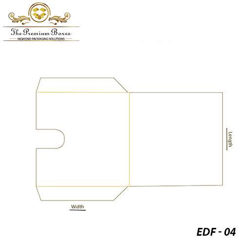 economy disc folder design