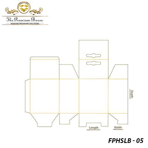 five panel hanger box design diy