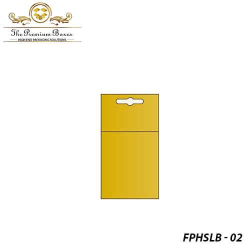 five panel hanger box design