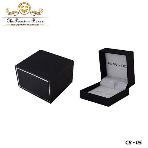 luxury cufflink boxes