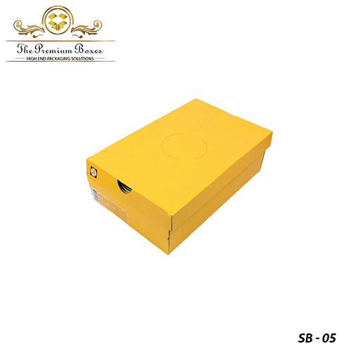 luxury shoe boxes
