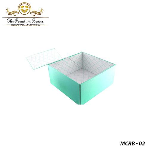 Magnetic Closure Rigid Boxes