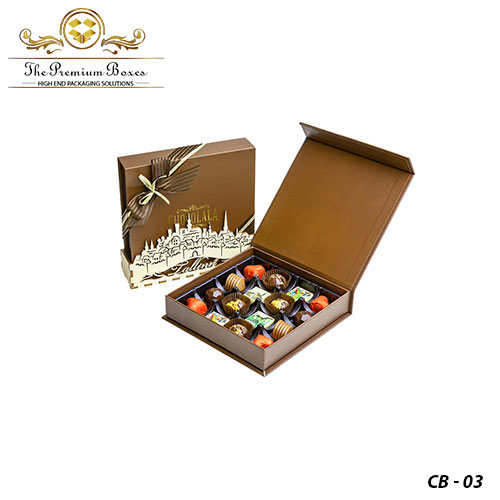 mini chocolate gift boxes