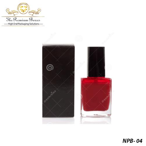 nail polish box packaging