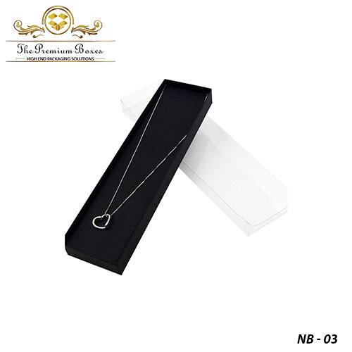 necklace storage box