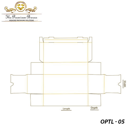 one piece tray and lid with reinforces side walls diy