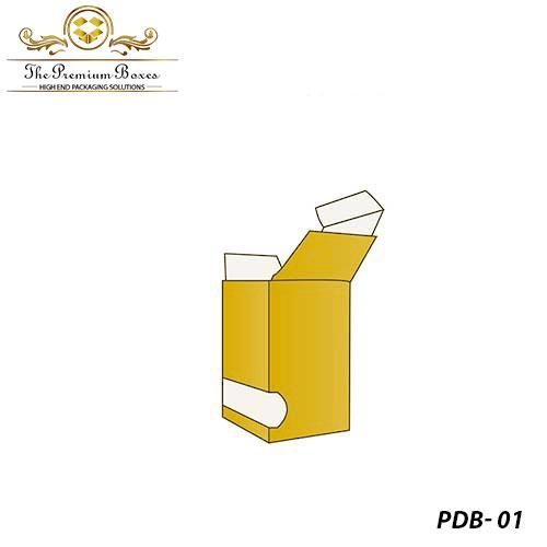perforated dispenser box packaging