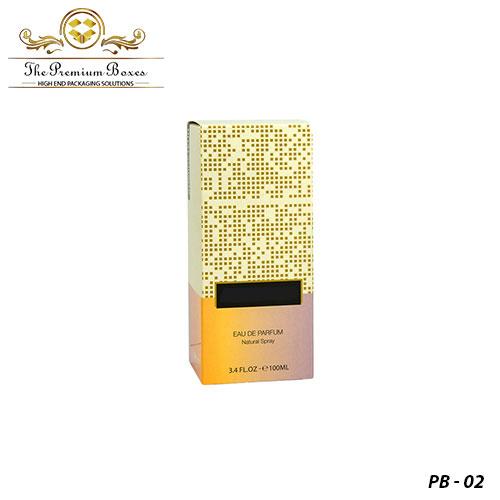 Luxury Perfume Packaging