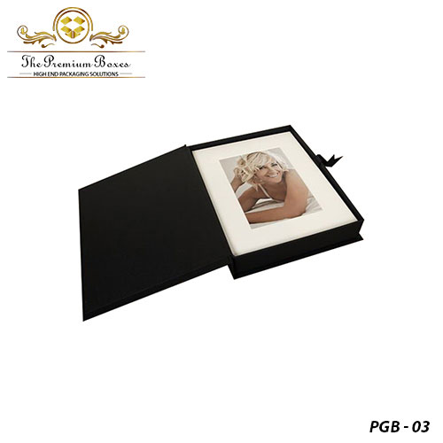 photo album boxes