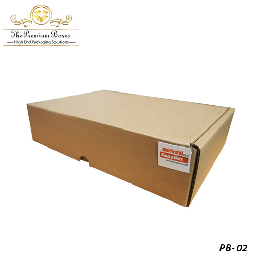 postage cardboard boxes