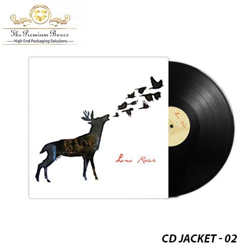 printed cd jackets