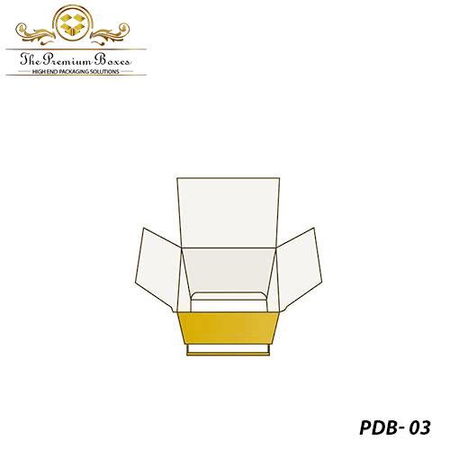 printed perforated dispenser box packaging