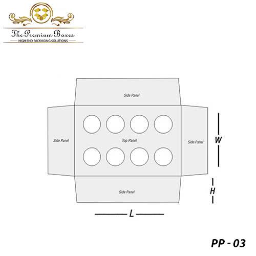 punch partition boxes designs diy