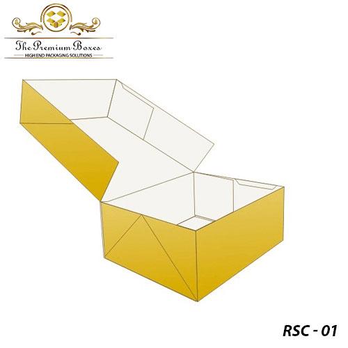 regular six corner boxes diy