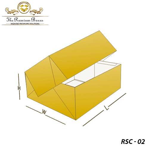 regular six corner boxes