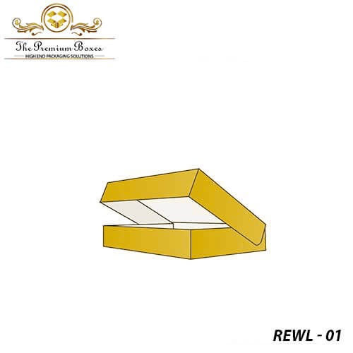 roll end with lid box wholesale