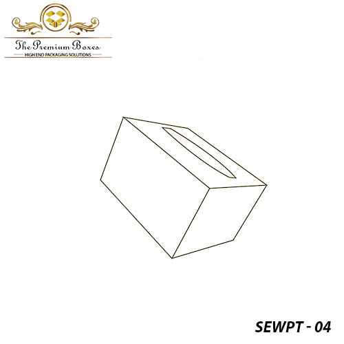seal end with perforated top box design