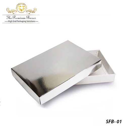 silver foil food packaging