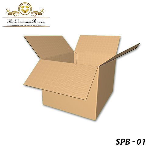 single ply cardboard boxes