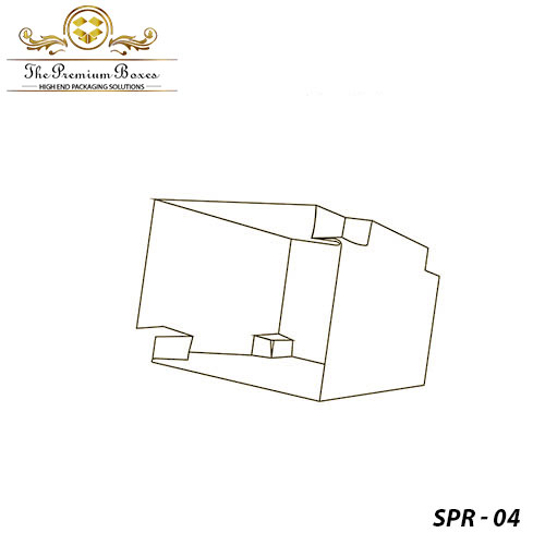 sleeve with product retainers design