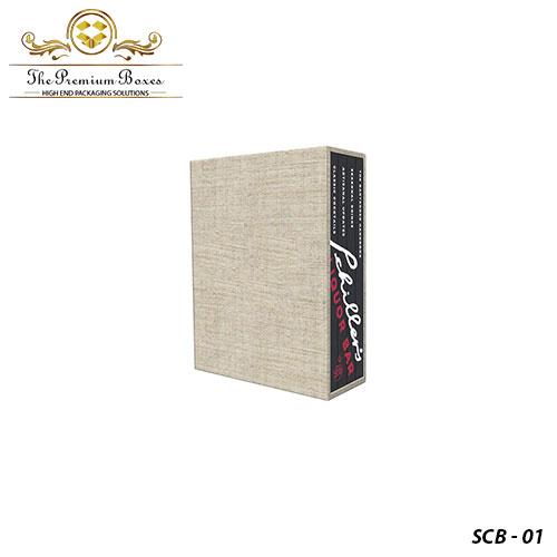 slipcase box design