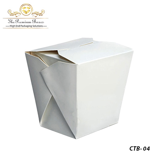 small chinese take out boxes
